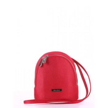 фото мини-рюкзак Alba Soboni 180033 красный купить