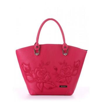 фото сумка Alba Soboni 180102 ягода купить