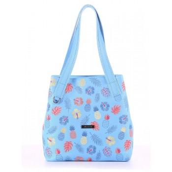 фото сумка Alba Soboni 180133 голубой купить