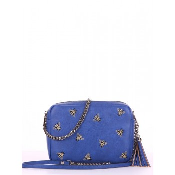 фото сумка Alba Soboni 180185 синий купить