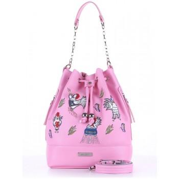 фото сумка Alba Soboni 180206 розовый купить