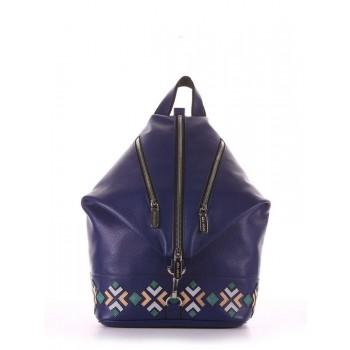 фото рюкзак Alba Soboni 181402 синий купить