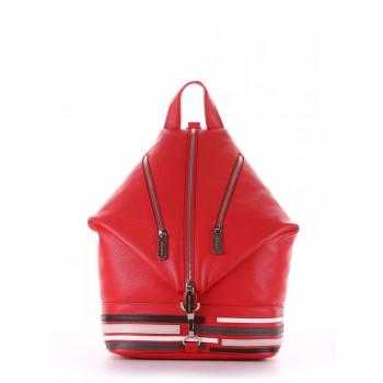 фото рюкзак Alba Soboni 181406 красный купить