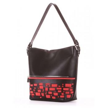 фото сумка Alba Soboni 181446 черный купить