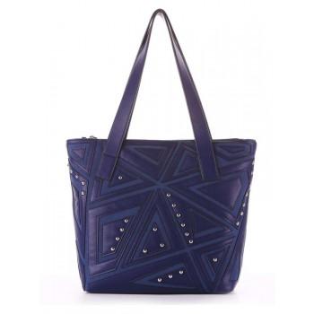 фото сумка Alba Soboni 181512 синий купить