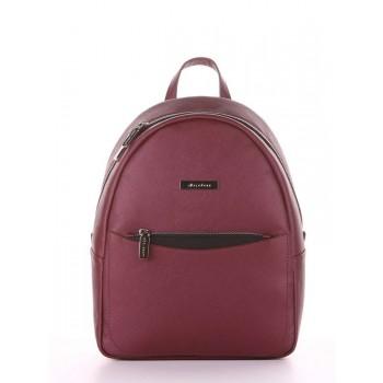 фото рюкзак Alba Soboni 181525 красный перламутр купить