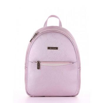 фото рюкзак Alba Soboni 181526 розовый перламутр купить