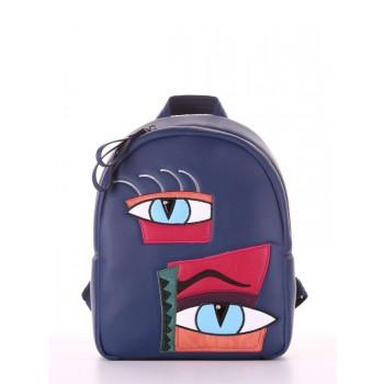 фото рюкзак Alba Soboni 181551 синий купить