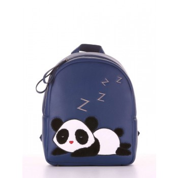 фото рюкзак Alba Soboni 181553 синий купить