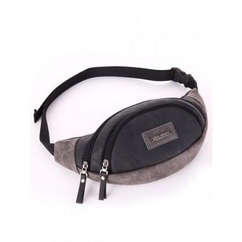 фото сумка на пояс Alba Soboni 181664 черный купить
