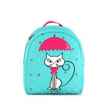 фото детский рюкзак Alba Soboni 1833 бирюзовый купить
