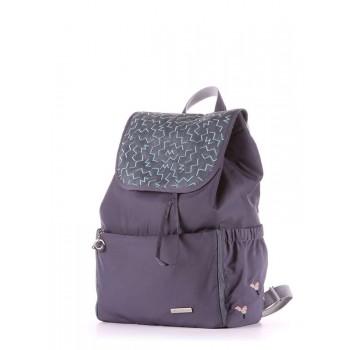 фото рюкзак Alba Soboni 183844 серый купить