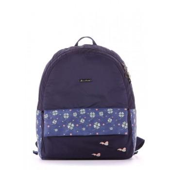 фото рюкзак Alba Soboni 183852 синий купить