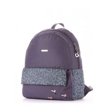 фото рюкзак Alba Soboni 183854 серый купить