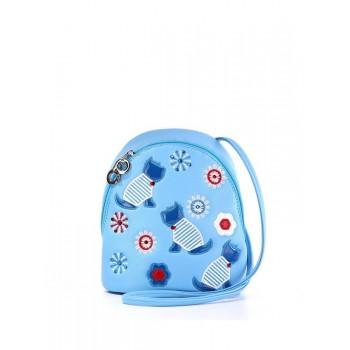 фото детский рюкзак Alba Soboni 1845 голубой купить