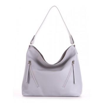 фото сумка Alba Soboni 190015 светло-серый купить