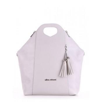 фото сумка Alba Soboni 190035 светло-серый купить