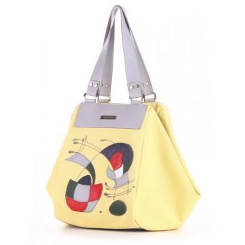 фото сумка Alba Soboni 190044 желтый купить