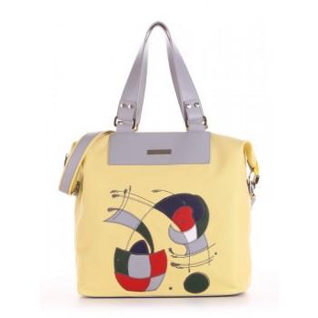 фото сумка Alba Soboni 190054 желтый купить