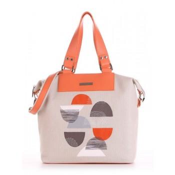 фото сумка Alba Soboni 190055 светло-серый купить