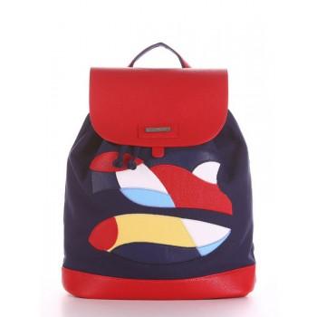 фото рюкзак Alba Soboni 190061 синий купить