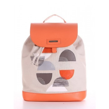 фото рюкзак Alba Soboni 190065 светло-серый купить
