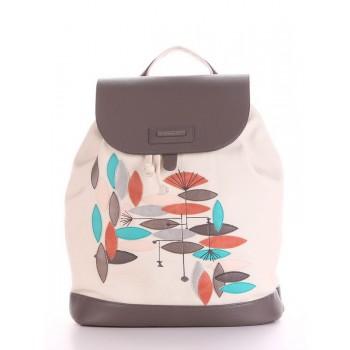 фото рюкзак Alba Soboni 190066 молочный купить