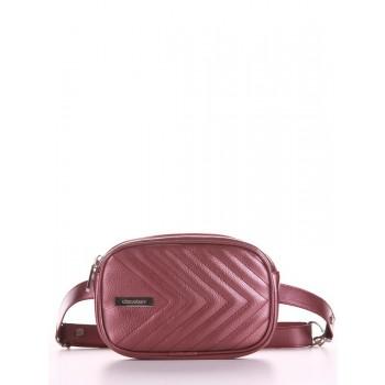 фото сумка Alba Soboni 190176 бордо-перламутр купить