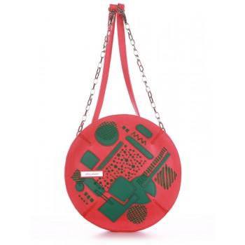 фото сумка Alba Soboni 190364 красный алый купить