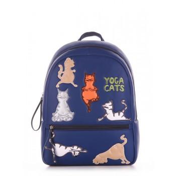 фото рюкзак Alba Soboni 191544 синий купить