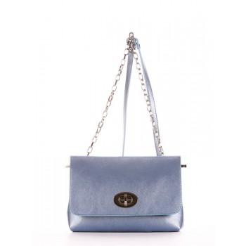 фото сумка Alba Soboni 192832 голубой-перламутр купить