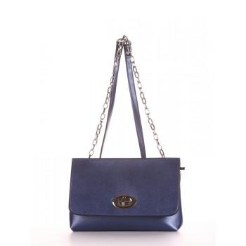 фото сумка Alba Soboni 192834 синий-перламутр купить