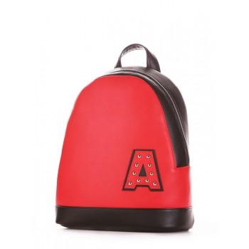 фото рюкзак Alba Soboni 192871 черно-красный купить