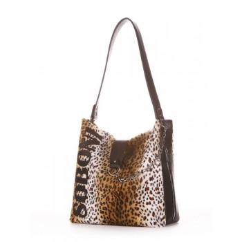 фото сумка Alba Soboni 192901 леопардовый купить