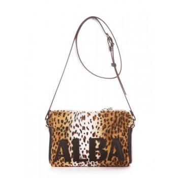 фото сумка Alba Soboni 192911 леопардовый купить