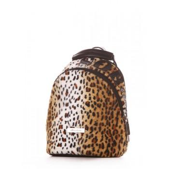 фото рюкзак Alba Soboni 192921 леопардовый купить