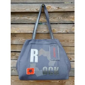 фото сумка Alba Soboni 200241 темно-серый купить