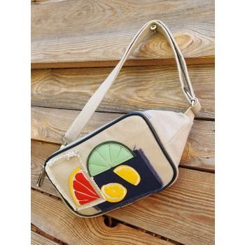 фото сумка Alba Soboni 200265 светло-серый купить