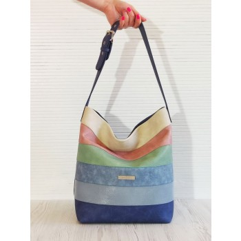 фото сумка Alba Soboni 201322 синий купить