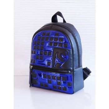 фото школьный рюкзак Alba Soboni 201363 черный купить
