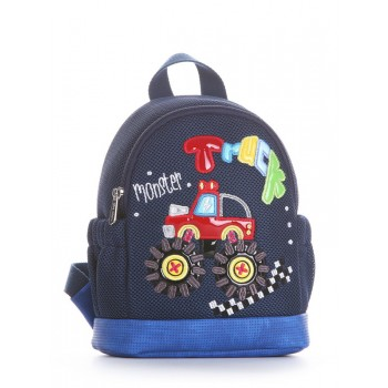 фото детский рюкзак Alba Soboni 2043 синий купить
