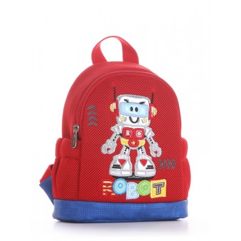 фото детский рюкзак Alba Soboni 2044 красный купить
