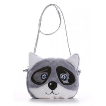фото сумка Alba Soboni 2055 серый купить