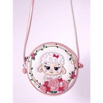 фото детская сумка Alba Soboni 2061 белый купить