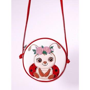 фото детская сумка Alba Soboni 2063 белый купить