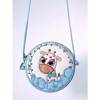 фото детская сумочка Alba Soboni 2065 белый-голубой купить