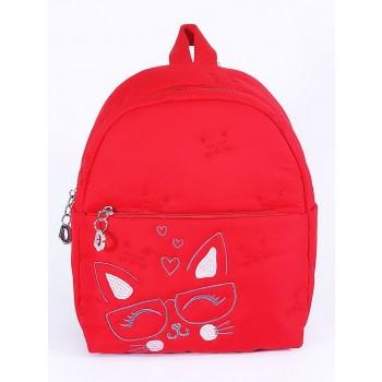 фото детский рюкзак Alba Soboni 2121 красный купить