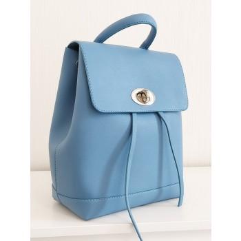фото рюкзак Alba Soboni 212304 голубой купить