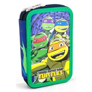 "фото пенал 1 Вересня ""Turtles"" (531386) купить"