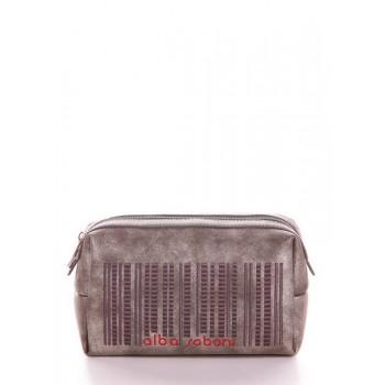 фото косметичка Alba Soboni 625 никель купить